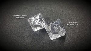 alchemist dice compairson