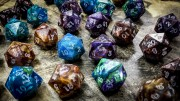 Second Wind d20s