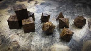 Kanji Polyhedral Set in Shedua