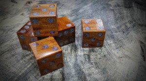 chakte viga and amethyst dice