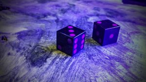 Mpingo with Paroxysm Purple Aurora Inlay