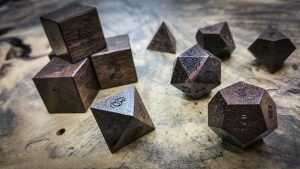 Caranda Polyhedral Dice
