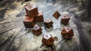 Hormigo Polyhedral Dice