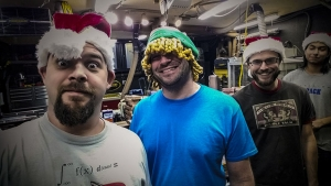 Merry Christmas From Our Minions To Your's