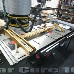 Sawstop Table and Router System