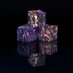 Box Elder Burl (Dyed Violet)