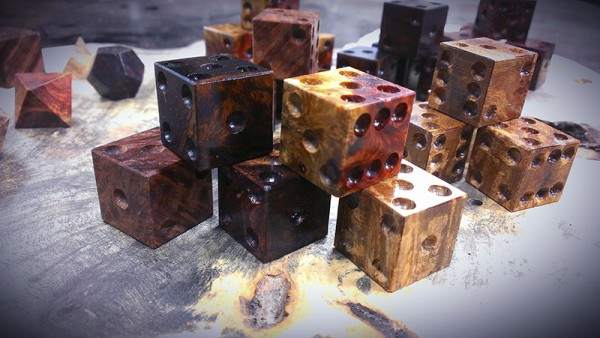 Assorted Burl Give Away
