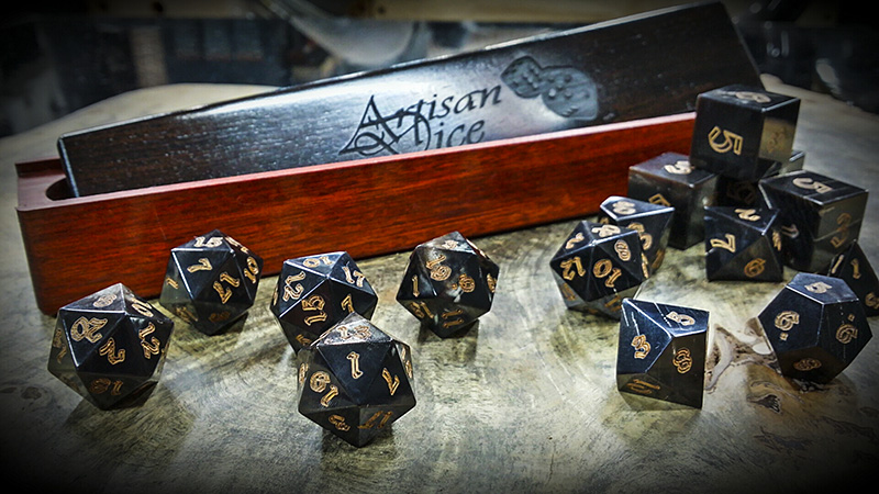 Necromancer's Dice