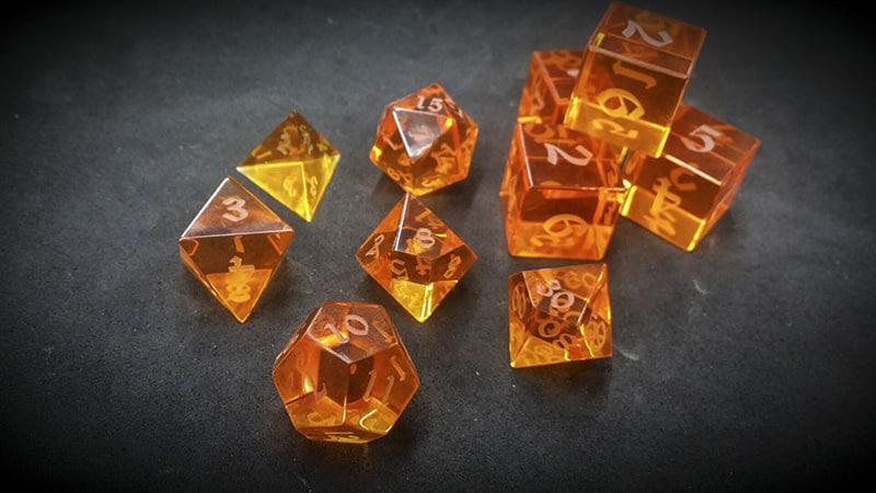 Optically Clear Acrylic (Cinnabar)