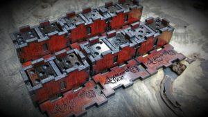 royal ebony in a bloodwood box x6