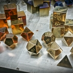 Bronze Dragon's Dice