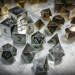 Steel Dragon's Dice