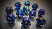 Titanium Dragon's Breath d20s