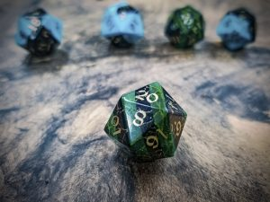 Jade and Jet Beta D20