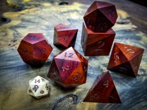 Big Ass Dice in Bloodwood
