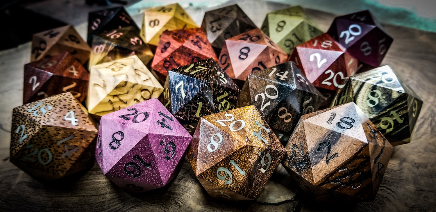 Big Ass Dice Array