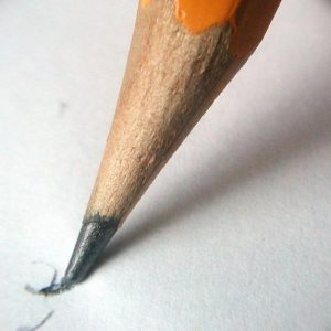 Pencil Closeup