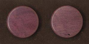 Purple Heart Satin
