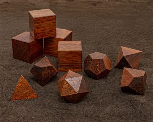 Bloodwood Polyhedral