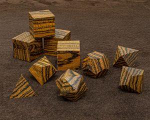Bocote Polyhedral