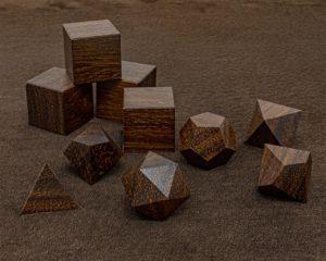 Granadillo Polyhedral