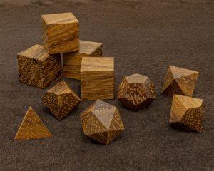 Guanacaste Polyhedral
