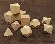 Icons Alder Polyhedral