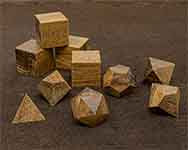 Icons Ancient Kauri Polyhedral