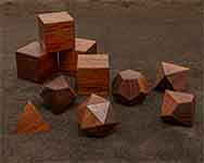Icons Bloodwood Polyhedral