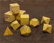 Icons Bois dArc Polyhedral