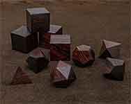 Icons Camatillo Polyhedral