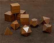Icons Dalmata Polyhedral