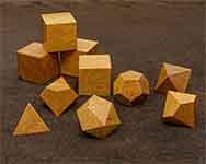 Icons Gancalo Alves Polyhedral