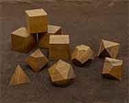 Icons Imbuya Polyhedral