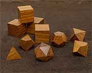 Icons Jatoba Polyhedral