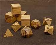 Icons Jicarillo Polyhedral