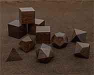 Icons Katalox Polyhedral