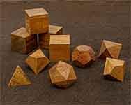 Icons Koa Polyhedral