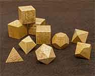 Icons Mango Polyhedral