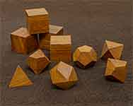 Icons Mora Polyhedral