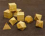 Icons Movingi Polyhedral