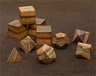 Icons Patagonian Rosewood Alt Polyhedral