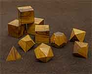 Icons Yati Polyhedral