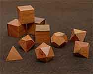 Icons Zapoti Polyhedral