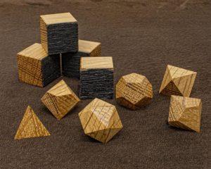 Jack Daniles Oak Polyhedral