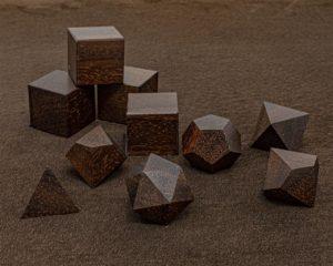 Katalox Polyhedral