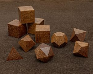Makore Polyhedral