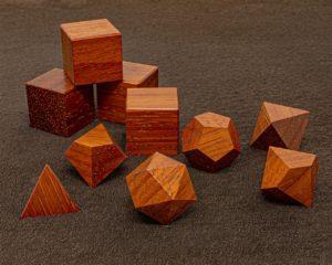 Padauk Polyhedral