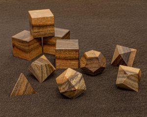 Patagonian Rosewood Alt Polyhedral