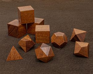 Quina Polyhedral